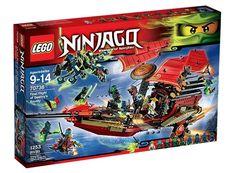 #Lego #LEGO® #70738   LEGO Ninjago Der letzte Flug des Ninja-Flugseglers  Multi     Hier klicken, um weiterzulesen.  Ihr Onlineshop in #Zürich #Bern #Basel #Genf #St.Gallen