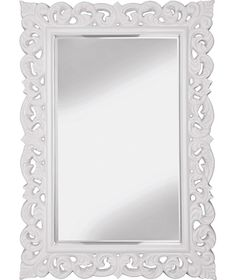 Buy Inspire Rococo High Gloss Wall Mirror - Cream at Argos.co.uk - Your Online Shop for Mirrors.