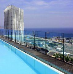 Piscinas Hotel | Revestimiento para renovación de piscinas RENOLIT ALKORPLAN
