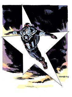 Sam Wilson by Chris Samnee