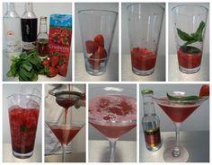Basil Double Dutch Cocktail Recipe