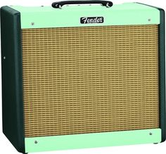 "Image for Hot Rod III Blues Junior ""Emerald Tone"" FSR 1x12"