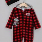 Boys Pajama set. includes hat.....www.AcknowledgeUS.com