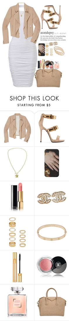 A fashion look from April 2015 featuring beige jacket, pink heeled sandals and beige handbags. Browse and shop related looks. High Fashion Outfits, Cool Outfits, Fashion Ideas, Swag Style, My Style, Freakum Dress, Giuseppe Zanotti Heels, Hip Hop Fashion, Luxury Fashion