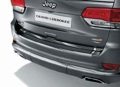 Jeep Grand Cherokee Tailgate Garnish, Stainless Steel - K82212292