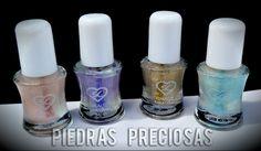 Coleccion Piedras Preciosas de Millanel - Cosmetik Girl http://www.cosmetik-girl.com/2014/03/piedras-preciosas.html