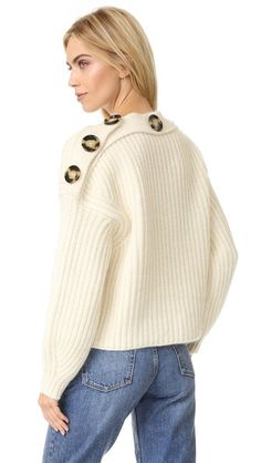 Acne Studios Holden Chunky Sweater