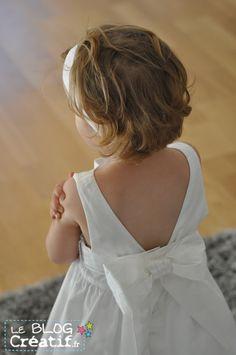 robe de ceremonie enfant