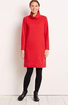 Pure Jill sweatshirt dress