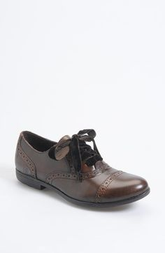 Børn 'Arletta' Oxford available at #Nordstrom - I need these, but I can't find my size :(