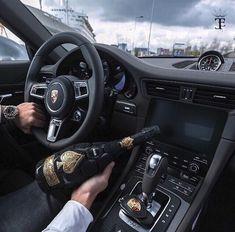 "addictive-luxury: ""Addictive Luxury   Never Drink & Drive 😁  """