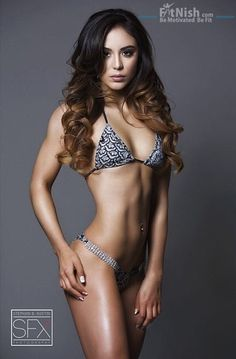 FitNish.com Interview With WBFF PRO, Berenice Salazar