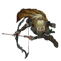 token roll20 sans ombre archer