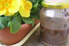 Jak si vyrobit hnojivo z kávy, slupek od banánu a vaječných skořápek Herb Garden, Gardening Tips, Mason Jars, Diy And Crafts, Flora, Planter Pots, Remedies, Herbs, Tableware