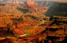 The Amazing Canyon and Baby Colorado - Captured this image at the Grand Canyon Village, in AZ, USA. Comments, opinion and feedback would be solicited...