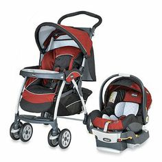 The Chicco® Cortina® Stroller and KeyFit® 30 Infact Car Seat is perfect for parents on-the-go. This is a sweepstakes entry. To enter our Baby Bundle Sweepstakes for a chance to win over $1,200 in Chicco and buybuy BABY prizes, visit Facebook.com/buybuyBABY.