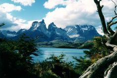 Lago Grey, Torres del Paine. Chile