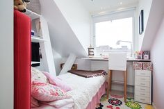 making use of small spaces
