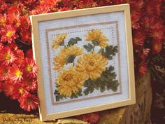 Ellen Maurer Stroh - Chrysanthemum (EMS Project 2010)