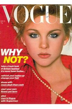 Fashion Magazine Covers - Online Archive for Women (Vogue.com UK) MARCH 1978