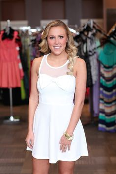 Our selection of #summerdresses are perfect for #highschool #graduations and other parties