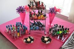 Pint-Sized Pampering: Spa Parties for Girls Murfreesboro, TN