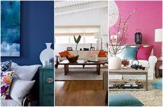 Les palettes de couleurs pour un intérieur adorable