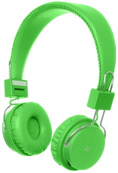 df8e8a468a8 KitSound Manhattan Bluetooth Over-Ear Headphones with Mic Compatible with  iPad 2, 3,