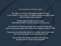 #Moraira, #Spain, #Property #Investment  www.davenport-wealth.com Moraira, Beautiful Villas, Seaside Towns, Investment Property, Wealth, Things To Think About, Investing, Spain, Sevilla Spain