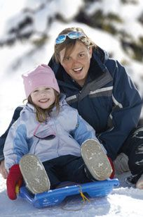 Skiing with Family: We have some great ideas for skiing holidays with the little ones in France and Switzerland.