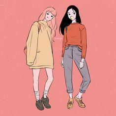 Marceline, Chica Anime Manga, Anime Art, Character Illustration, Illustration Art, Cute Art Styles, Bubbline, Wow Art, Pretty Art