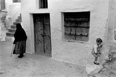 Constantine Manos Island of Skyros, Sporades Archipelago, Greece 1967 Magnum Photos, White Photography, Street Photography, Greece Pictures, Lewis Hine, City C, Berenice Abbott, Photographer Portfolio, Historical Photos