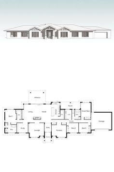 Acreage Homes . 4 Bedroom House Plans, Family House Plans, Best House Plans, Dream House Plans, House Floor Plans, Contemporary House Plans, Modern House Plans, Modern House Design, Acerage Homes