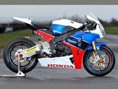 Honda CBR 1000 RR Team Honda TT Legends 2011