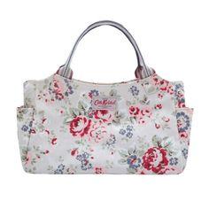 Cath Kidston Handtasche Day Bag Large Spray Cream
