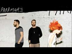 Paramore - Paramore (full album) 2013 [this is whole album is perfection!  Today's jam: Future- min 56:04]