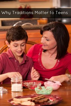 10 Reasons Holiday Traditions Are Important For Today's Teens - Ten to Twenty Parenting