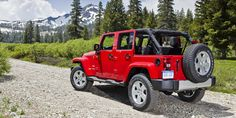 Jeep® has been an iconic & legendary sport utility vehicle for the past 70 years. Explore the Jeep® SUV & Crossover lineup. Jeep Sahara Unlimited, 2013 Jeep Wrangler Unlimited, Jeep Wrangler Sahara, My Dream Car, Dream Cars, Jeep Wallpaper, Red Jeep, Models For Sale, Chrysler Dodge Jeep