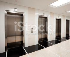 Elevators royalty-free stock photo