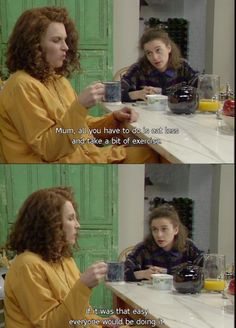 Absolutely Fabulous.  LOL!  Love this epi :)