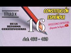 TÍTULO PRELIMINAR DE LA CONSTITUCIÓN ESPAÑOLA DE 1978 - YouTube