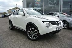Used 2013 (13 reg) White Nissan Juke 1.5 dCi Tekna 5dr for sale on RAC Cars