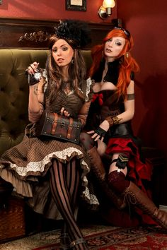 steampunk women uk | Kato (aka, Steamgirl)