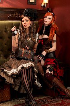steampunk women uk   Kato (aka, Steamgirl)