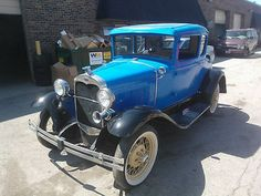 1931 Model A Coupe