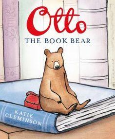 Otto. The book bear.