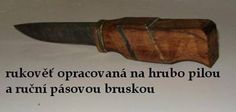 Karel Gregar, ČR - Návod na výrobu nože s pouzdrem | JATAGAN.eu