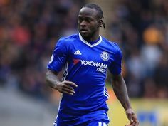 Antonio Conte brushes off speculation linking Victor Moses with Barcelona
