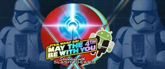 May the fourth be with you: Digital Star Wars media to celebrate May the 4th be with you all you Android and iOS users its a day of celebration for the likes of Star Wars fans everywhere. As such developers of Star Wars apps and games have put their best force forward with a few price-chops. Googles done a decent job of arranging and displaying the lot  right alongside 5 of  Continue reading #pokemon #pokemongo #nintendo #niantic #lol #gaming #fun #diy
