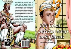100 Greatest African Kings And Queens. I am the Nile, said Cleopatra. I am only contesting for glory and empire,said Hannibal. African American Inventors, Native American History, African History, African American History, Black King And Queen, I Am A Queen, We The Kings, African Children, People Of Interest